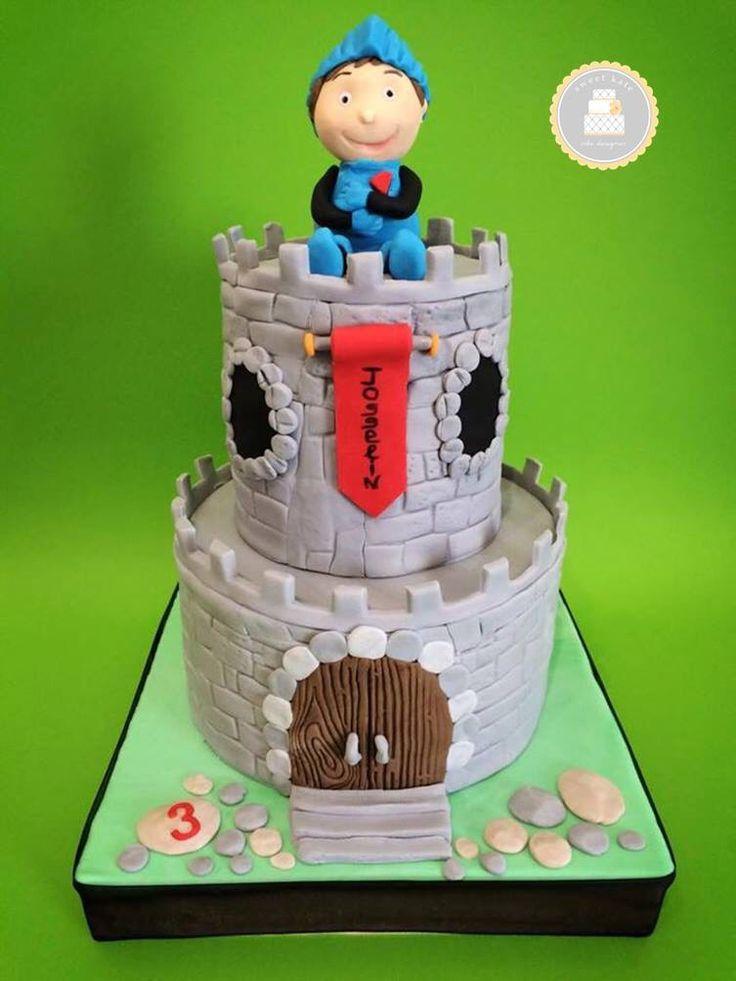 Les 25 meilleures id es concernant gateau chateau fort sur - Chateau de mike le chevalier ...