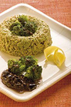 Anelli di avena con broccoletti e olive - Tutte le ricette dalla A alla Z - Cucina Naturale - Ricette, Menu, Diete