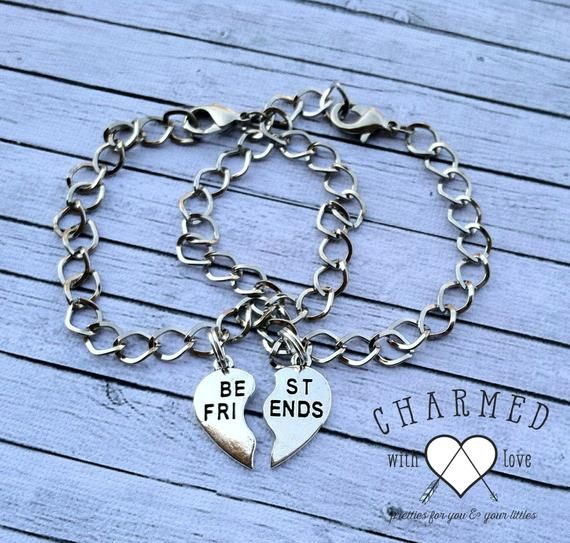 Best Friend Bracelets Bracelet Set Bff