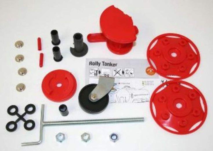 Der Spielzeugtester hat das Montagebeutel für rolly Tanker angeschaut und empfi… – Spielzeugtester