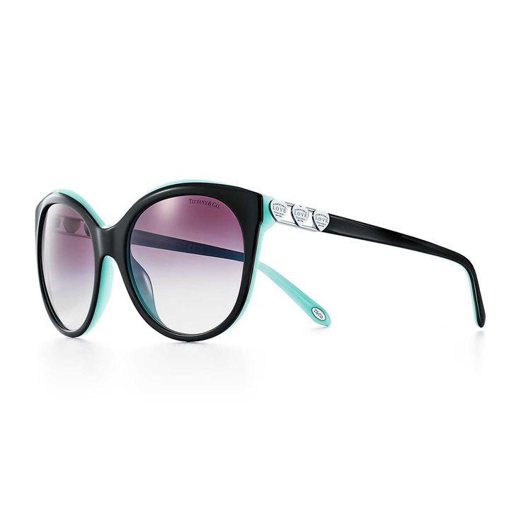 Return to Tiffany®:Love Round Sunglasses