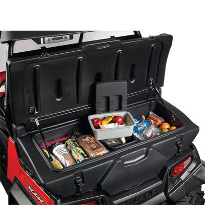 KOLPIN Polaris RZR Cooler Trunk | www.mm-powersports.com added this pin to our collection