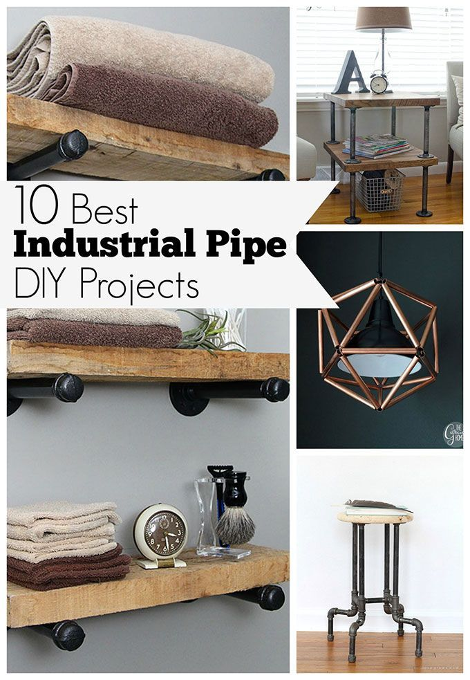 17 best images about house of hawthornes blog on pinterest for Industrial diy projects