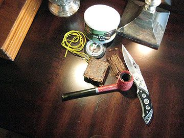 G. L. Pease JackKnife Plug Tobacco Review | The #1 Source for Pipes and Pipe Tobacco Information