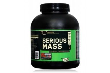 Optimum Nutrition Serious Mass 2.727kg + Free Protein Bar Price: WAS £48.99 NOW £39.99