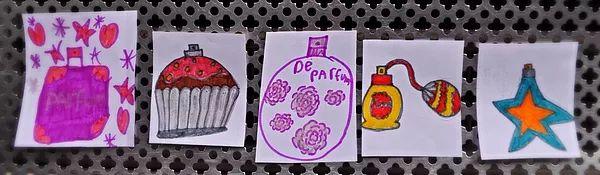 Draaiboek & feestpakket parfumfeest. Uitgebreid draaiboek met volledige planning, uitleg van alle activiteiten en teksten om voor te lezen. In het feestpakket alle benodigheden.  Kijk voor de leukste kinderfeestjes bij je thuis op www.vanKaat.nl
