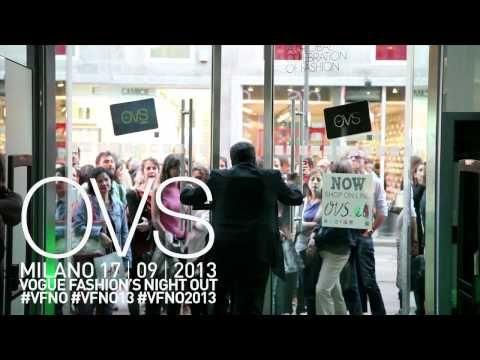 VFNO @ OVS via Torino - Opening - YouTube