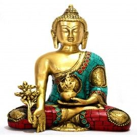 gorgeous large buddha statue