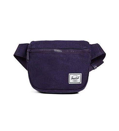 eac643aae74 Herschel Supply Co Fifteen Fanny Pack Waist Bag Hip Sack Chest Bag Purple  Canvas  Herschel  FannyWaistPack  blackfriday  smallbusinesssaturday ...