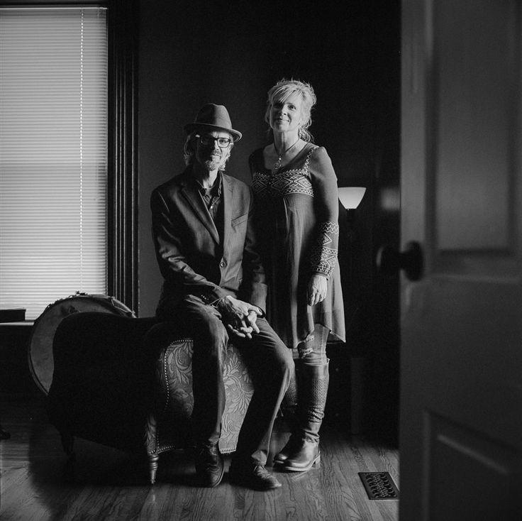 Karin Bergquist & Linford Detweiler by Bryn Mooth photo by Michael Wilson