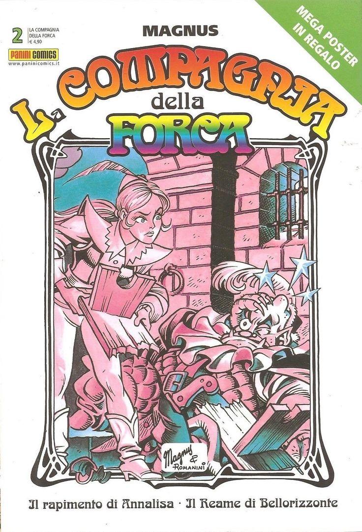 Alan ford gruppo t n t ubc enciclopedia online del fumetto - La Compagnia Della Forca