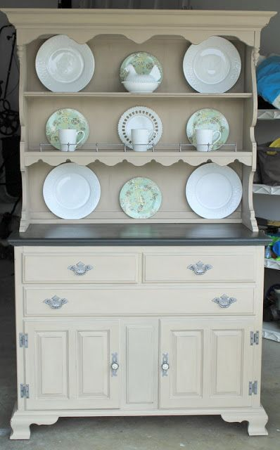 Lucky Star Lane: Yes, I painted Ethan Allen Furniture. AFTER!