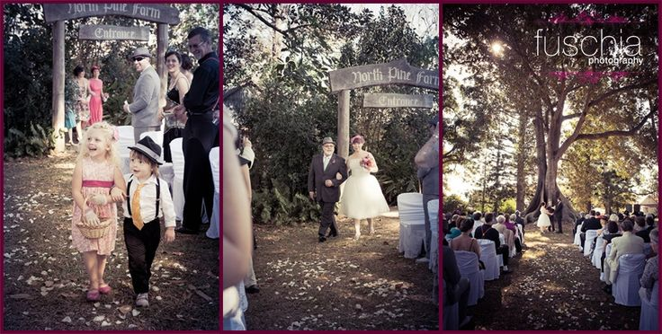 Old Petrie Town Wedding ideas