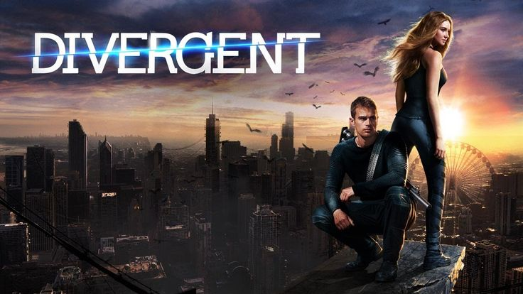 DIVERGENT - FULL MOVIE