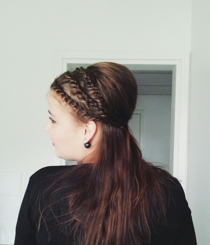 #hairstyle #dutchbraids