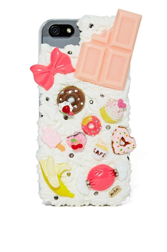 Mr. Kate Eye Candy iPhone 5 Case | Shop Home at Nasty Gal - would this be obnoxious to hold my phone though? Hmm...