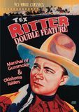 Tex Ritter Western Double Feature, Vol. 1 [DVD]