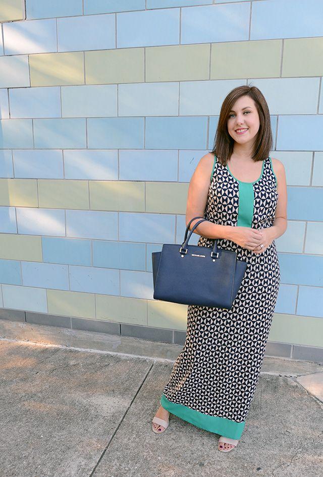Shop and Twirl | Stitch Fix Maxi Dress