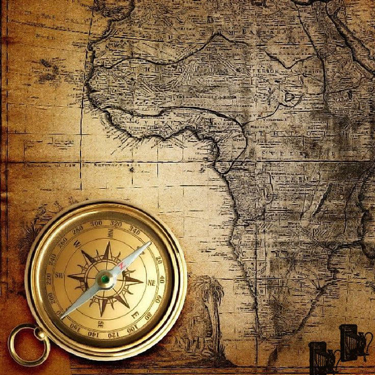 decor ideas for studystudio antique maps compass