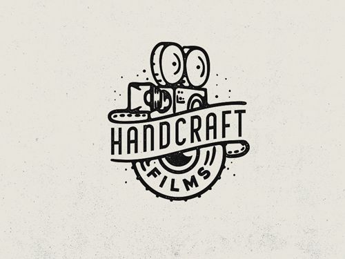 Handcraft Films Logo By asix works