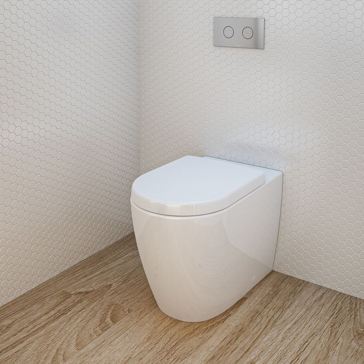 Caroma Urbane Invisi Series II Wall Faced Toilet Suite - Inwall Toilet Suites - $989 - Bathware direct