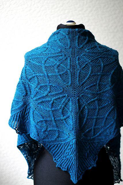 Ravelry: Taliesin pattern by Lucy Hague