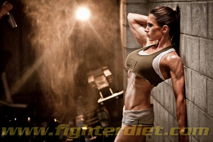 pauline nordin fighter diet pdf