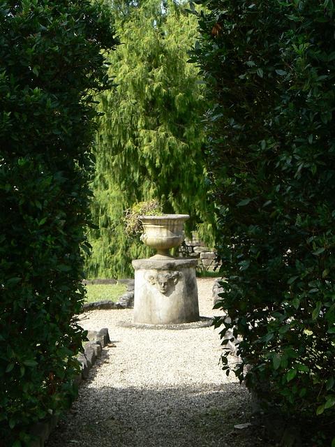 Pathway in the gardens of Norman Lindsay Gallery Falconbridge Australia by adrienne_bartl, via Flickr