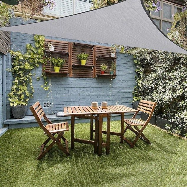 41 Small Garden Ideas For Tiny Outdoor Spaces 5 Outdoor Space Design Patio Outdoor Decor