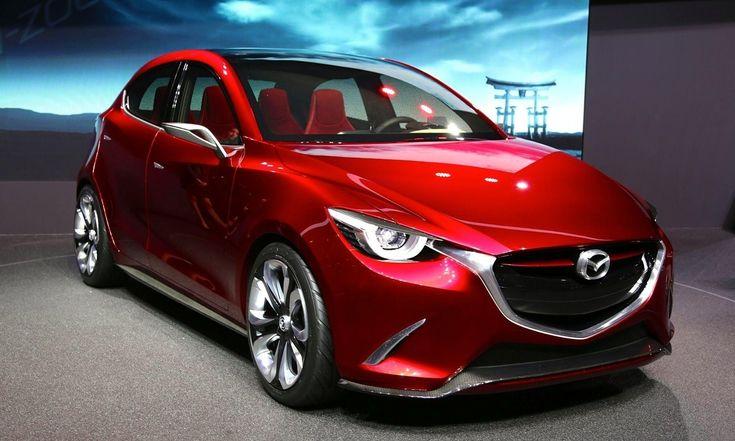 2019 Mazda 2 Interior