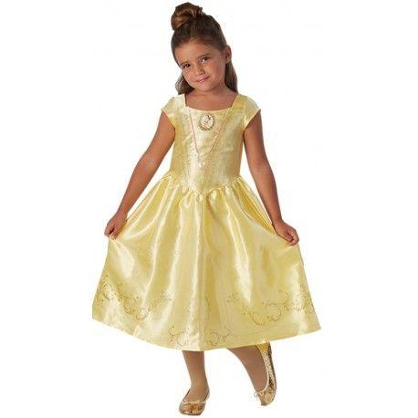 Déguisement Belle Disney™ fille La Belle et la Bête le film