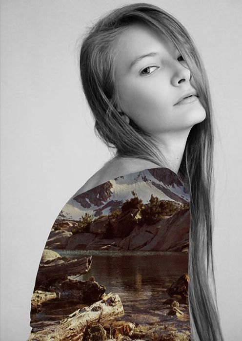 Collages by Matt Wisniewski    Matt Wisniewski is a collage artist and web developer based in Brooklyn, NY. He combines high fashion photography and portraiture with collage.