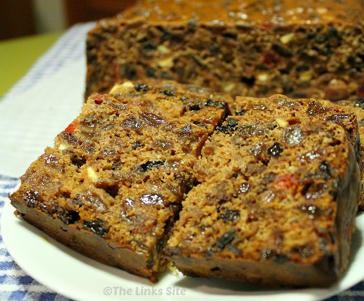 You are going to love this delicious and beautifully moist 3 ingredient fruit cake! It is such an easy recipe you will want to make it again and again!