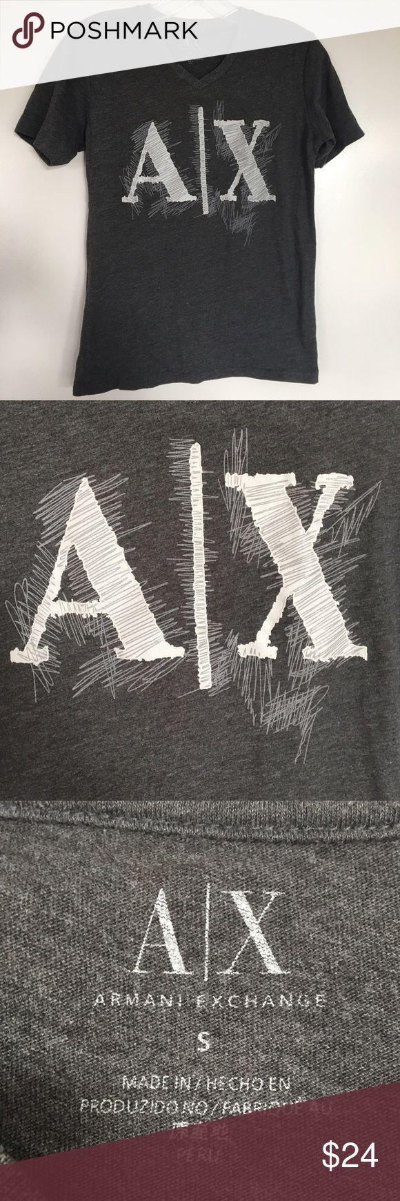 A/X Armani exchange T-shirt small A/X Armani exchange T-shirt small A/X Armani Exchange Tops Tees - Short Sleeve