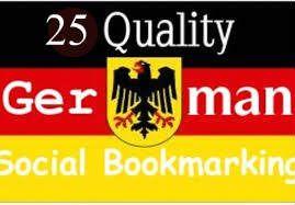 25 Best #Germany based Free #Bookmarking Sites for High PR #SEO #Backlinks  http://dobookmarking.com/25-best-german-bookmarking-sites/