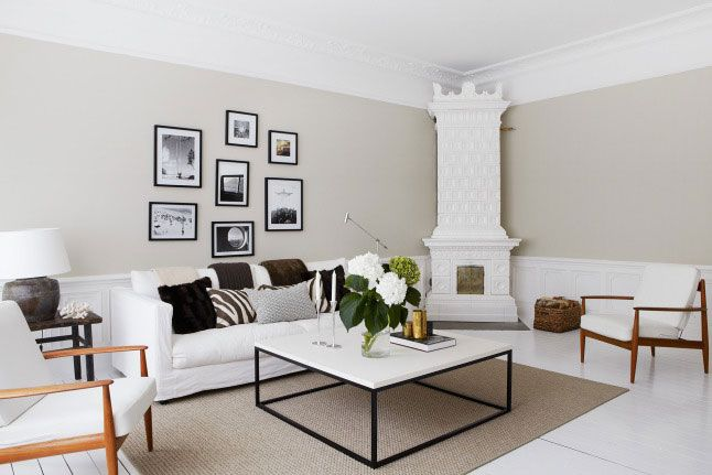 Sophisticated and Classic Apartment in Stockholm - NordicDesign