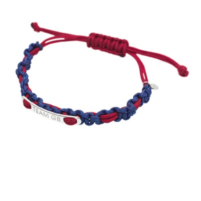Sportsister loves: Show your support    We've passed the 100 days to go milestone, and Olympic fever is building. Show your support for Team GB with our favourite patriotic pieces.Links of London Team GB Band    Links of London Team GB Band  £20    www.linksoflondon.com
