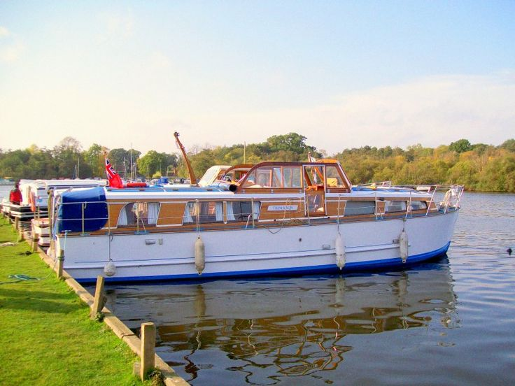 Broom Navigator Boats Pinterest Boating Wooden