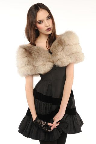 Not ready to say goodbye to your fur during the upcoming spring season? There are a lot of fun and stylish ways to incorporate fur into your wardrobe during the warmer months. You can even be so bo...