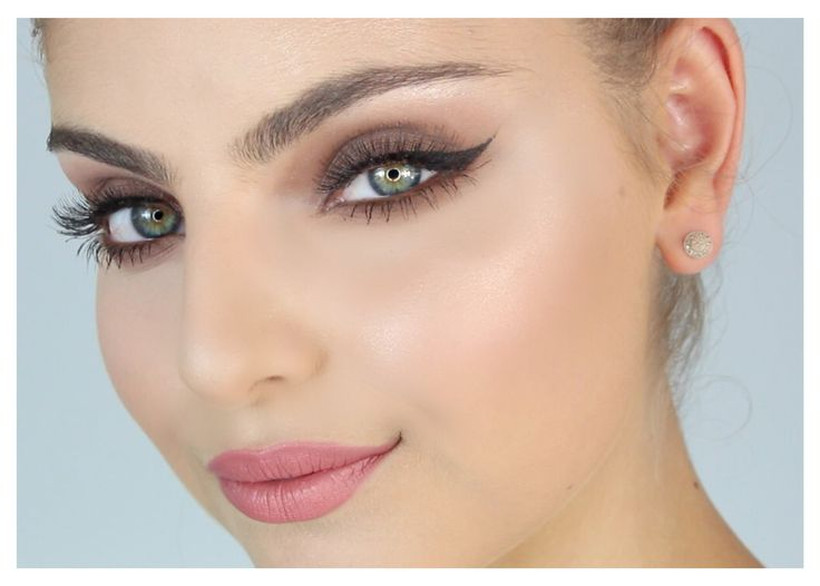 Modern/Classic Makeup Look + EXCITING COMPETION!!!