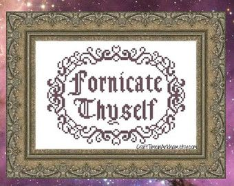 subversive cross stitch – Etsy