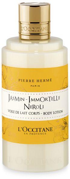 L'OCCITANE en Provence Voile de Lait Corps Jasmin Immortelle Néroli