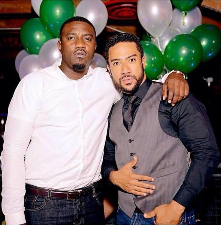 John Dumelo and Majid Michel They are definitely the ladies men as such they make sure to always have good looks to keep the ladies thirsty. This photo of John Dumelo & His Colleague, Majid Michel who recently turned a Prophet is as beautiful as it can ever be! See photos: John Dumelo and...