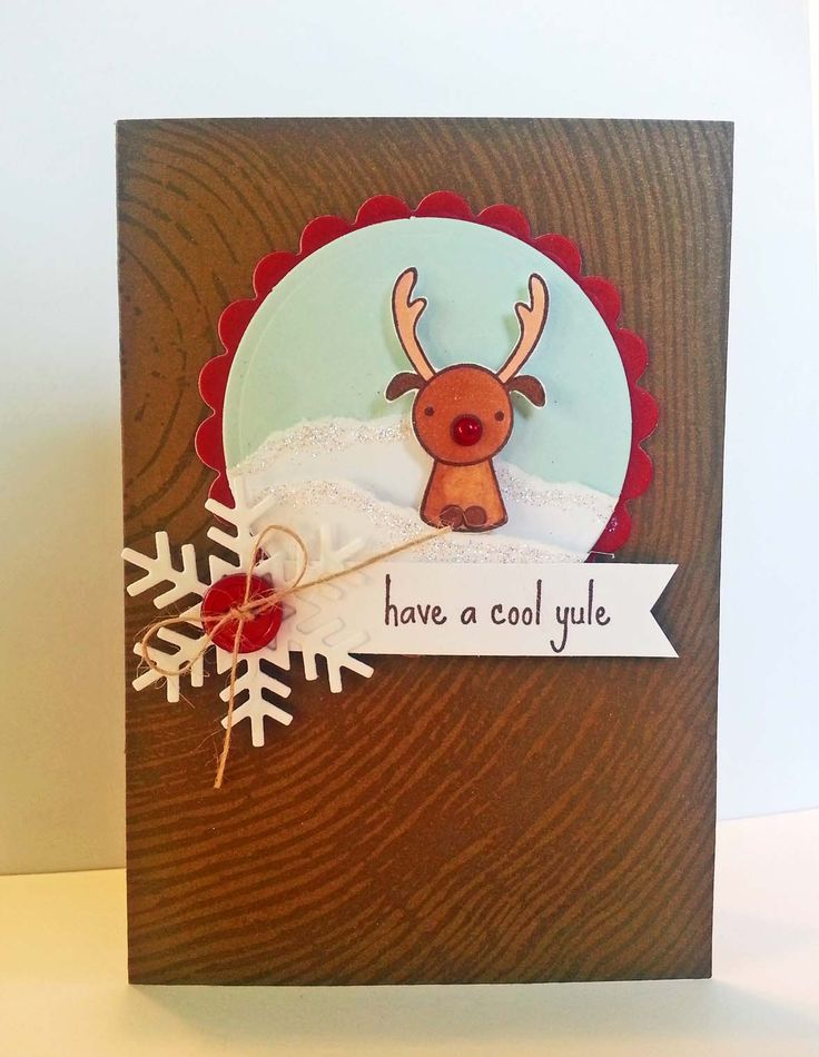 Delightful Card Making Class Ideas Part - 13: Make Stylish Amuse Studio Christmas Cards In Chicago Area Card Making Class  W/ A Muse Studio Consultant Marisa Alvarez Rubber Stamp Classes In Rolling  ...