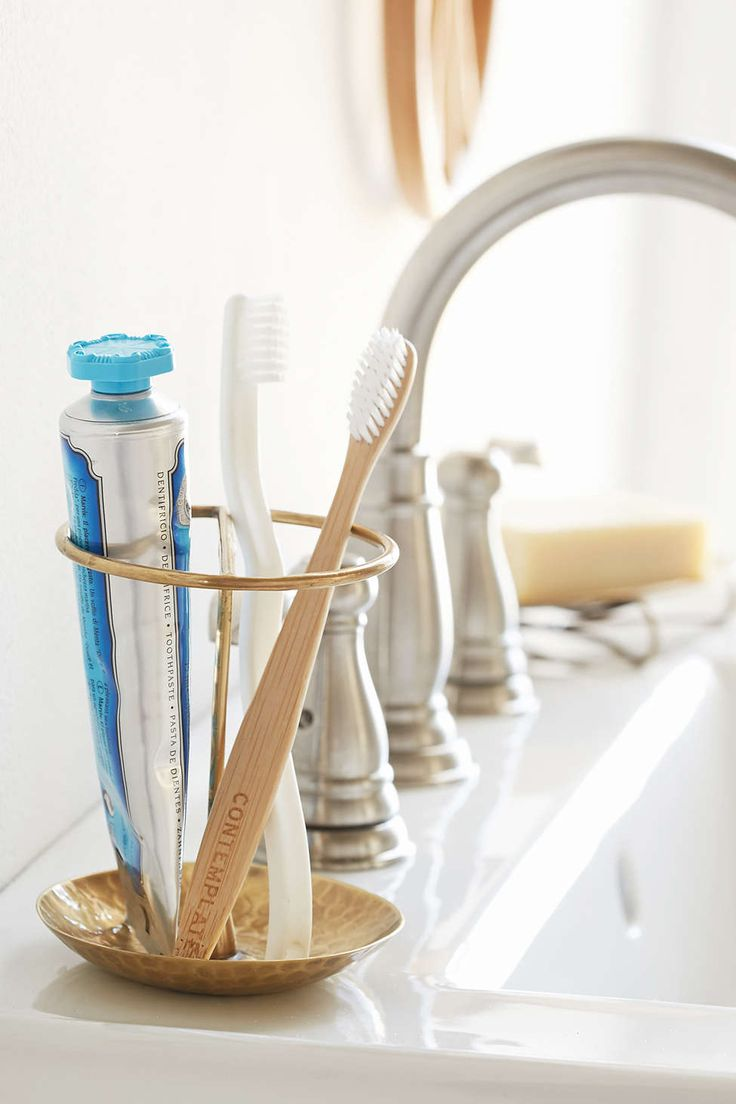 Magical Thinking Marcel Toothbrush Holder   Urban Outfitters