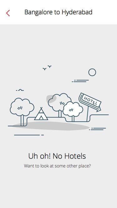 404 Error Screens on Behance