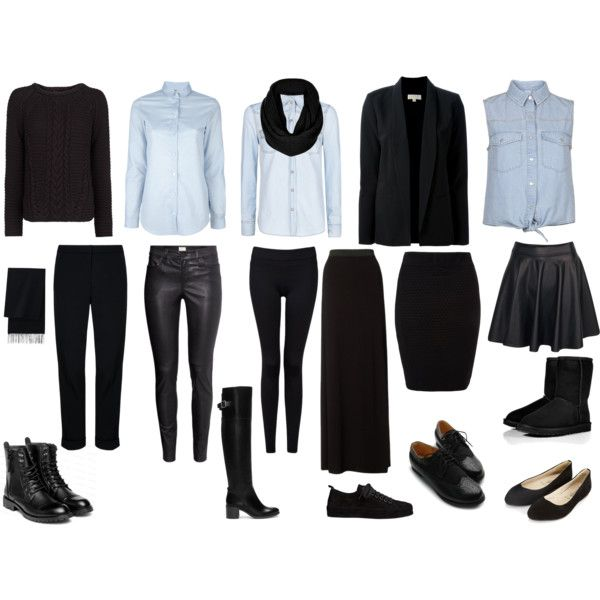 """School Uniform"" by teodora-serban on Polyvore#denim #school #black #Blue #Shoes #Oxfords #flats #Skinny #Jeans #Pants #Skirt #Leather #Sneakers #Simple #Elegant #UGGs #Boots #Scarf #Highschool #Long #Dress #sweaters"