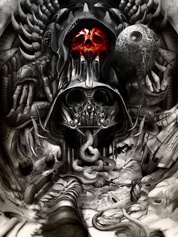 Google Image Result for http://loyalkng.com/wp-content/uploads/2010/03/darth-vader-in-the-style-of-giger-star-wars-death-star-jimiyo.jpg