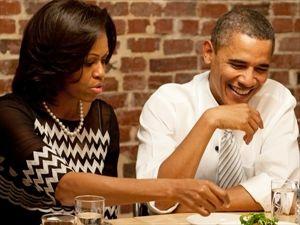 Η Μισέλ Oμπάμα δίνει μάχη για το ελληνικό γιαούρτι!