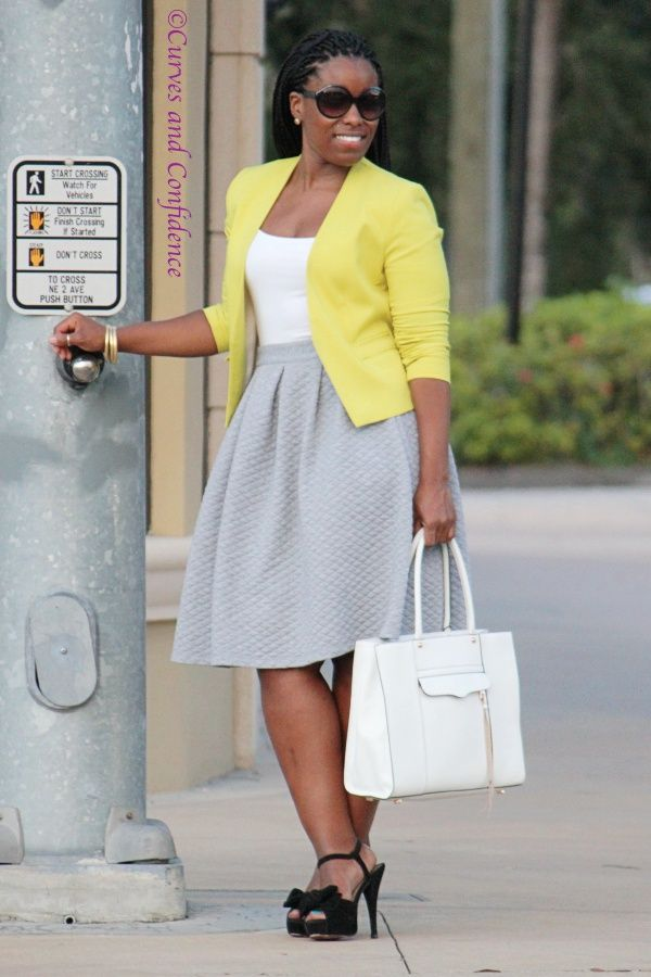Curves and Confidence | Inspiring Curvy Women One Outfit At A Time: October 2014